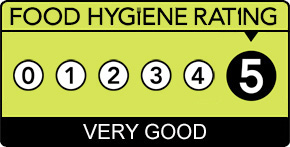 image of Roundwoods Food Standard Agency rating of 5