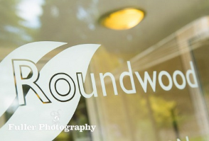image of Roundwoods door sign