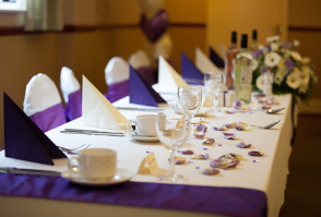 image of a Wedding Top Table