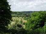 Set in woodland overlooking the Wensum Valley