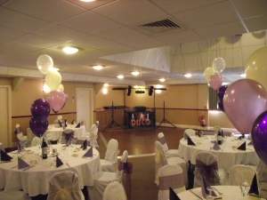 Disco and DJ included - see our packages