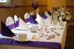 Top Table at Roundwood