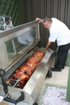 Hog Roasts are great for a more casual reception