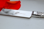 Roundwood cake knife