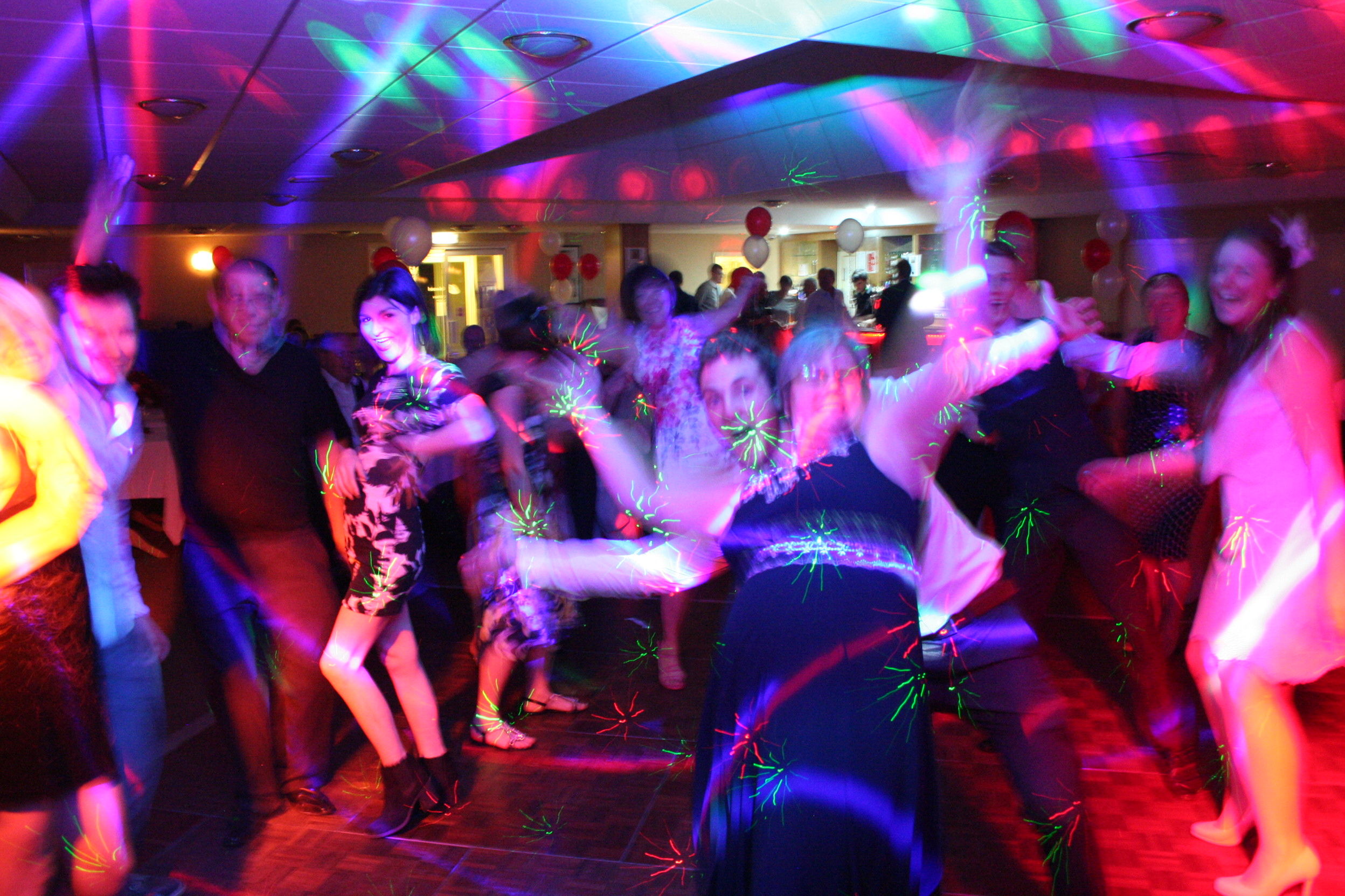 Our packages can include your disco