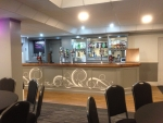 Your exclusive bar area