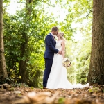 Our woods are a beautiful backdrop for photos